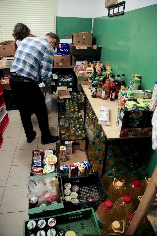 14. Ogólnopolska Zbiórka Żywności Caritas. Podlasianie nie zawiedli