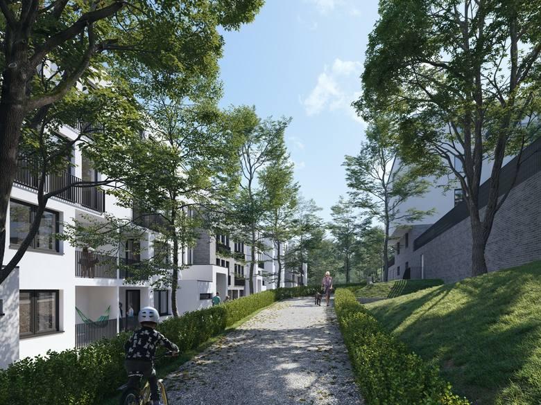 Osiedle West End Apartments