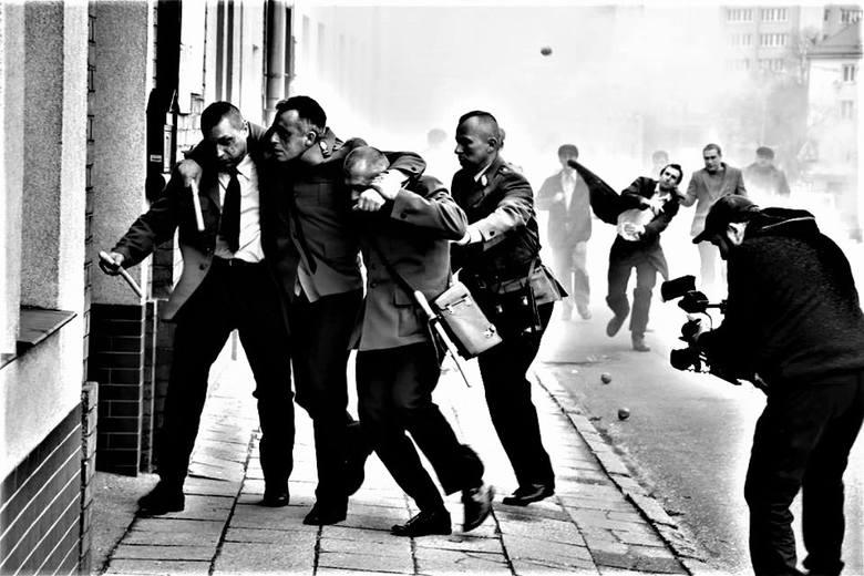 """W maju 2017 roku """"Gazeta Lubuska"""" wyprodukowała wyjątkowy film, fabularyzowany dokument poświęcony Wydarzeniom Zielonogórskim 1960"""