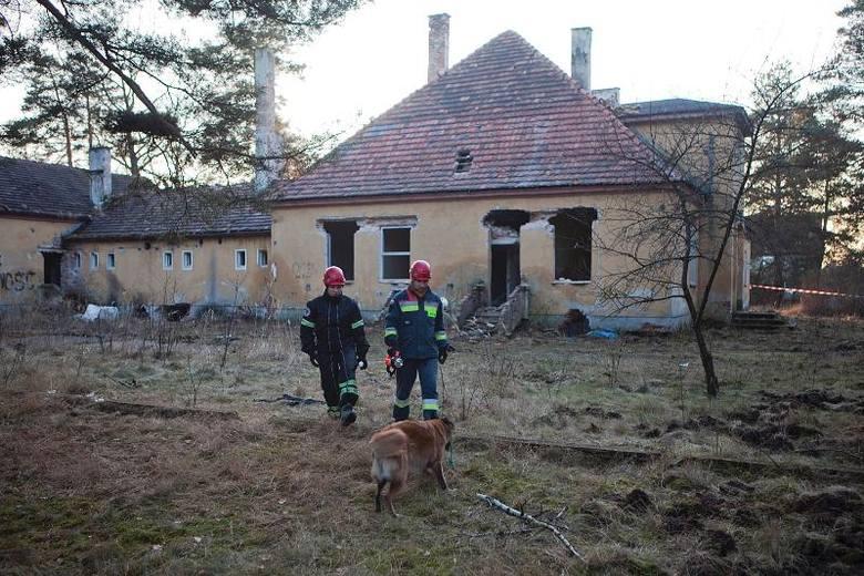 Wybuch w przedszkolu pod Zgorzelcem. Zawaliła się część budynku (ZDJĘCIA)