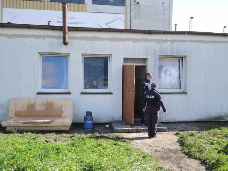 Areszt dla 17-latka w związku z pożarem w Darłowie