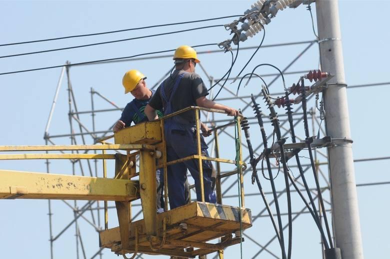 Energa Operator informuje o planowanych wyłączeniach prądu w Regionach Toruń, Grudziądz i Brodnica, Radziejów, Rypin, Włocławek. Przerwy w dostawach
