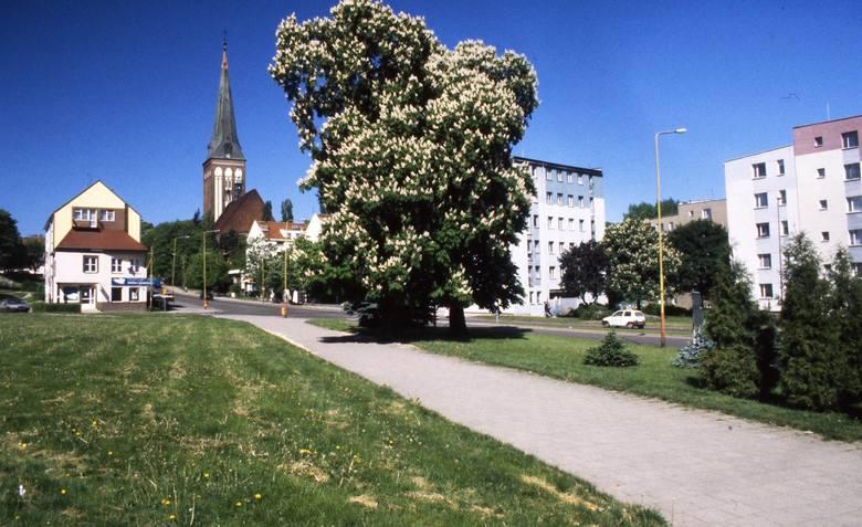 Stare Miasto w Stargardzie na zdjęciach sprzed lat