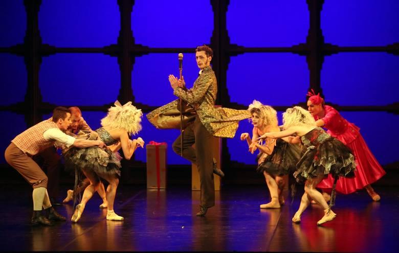 """Recenzja """"Dziadka do Orzechów"""" w Operze na Zamku. Cudowna podróż dookoła świata"""