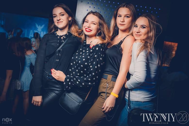 Za nami kolejna impreza w Twenty Bydgoszcz. Bydgoszczanie bawili się do białego rana w samym centrum miasta. Zobaczcie naszą fotorelację!