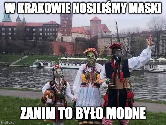 Koronawirus w Krakowie. Zobacz memy.