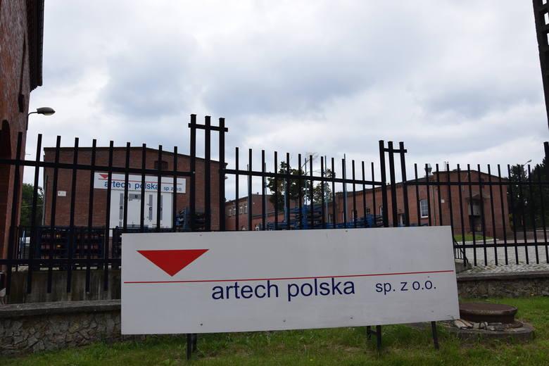 Artech Polska prowadzi działalność w Prudniku od 22 lat. Produkuje kasety do drukarek komputerowych.