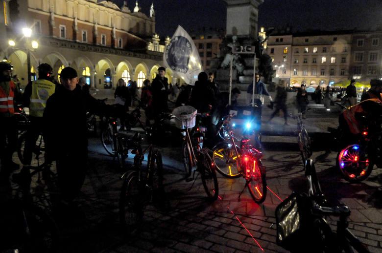 Rowerowa Masa Krytyczna Kraków