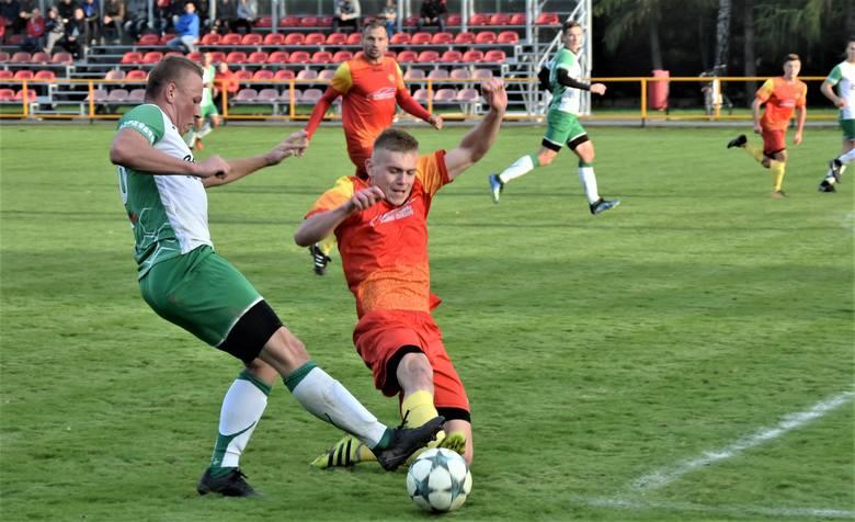 W półfinale Pucharu Polski w oświęcimskim podokręgu Zgoda Malec pokonała Chełmek 4:3.