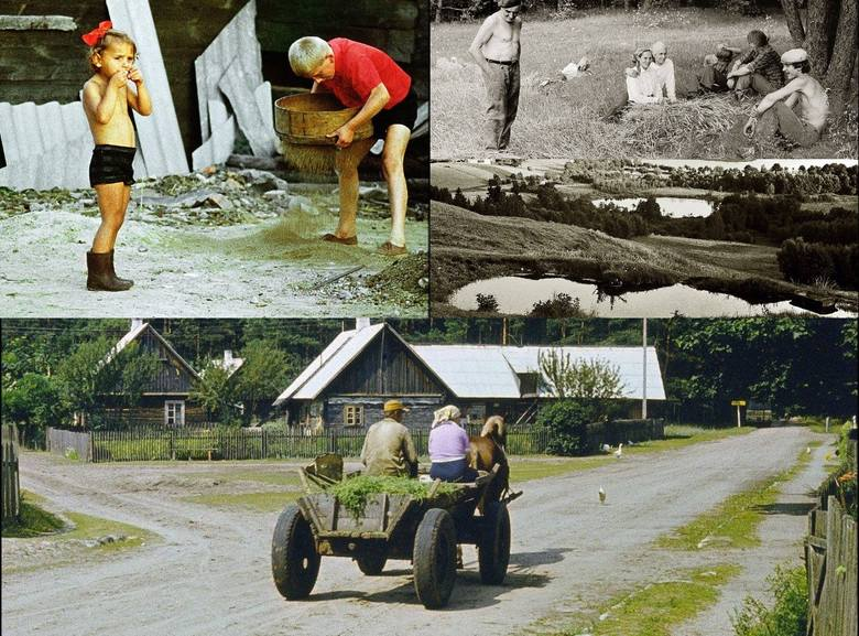 Zobaczcie przepiękne zdjęcia ukazujące życie w latach 70. w naszej wschodniej Polsce. Są zachwycające!