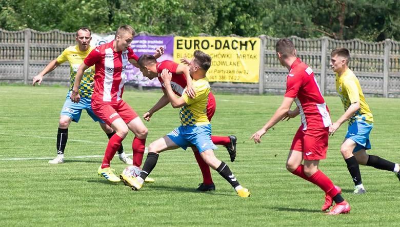 W meczu kontrolnym dwóch czwartoligowców Wierna Małogoszcz zremisowała ze Spartakusem Daleszyce 2:2 (0:1). Bramki dla Wiernej zdobyli Mateusz Fryc i