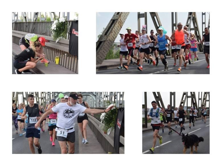 Blisko tysiąc biegaczy wzięło udział w Półmaratonie śladami Bronka Malinowskiego Grudziądz - Rulewo. To już szósta edycja tej imprezy. Gdy zawodnicy