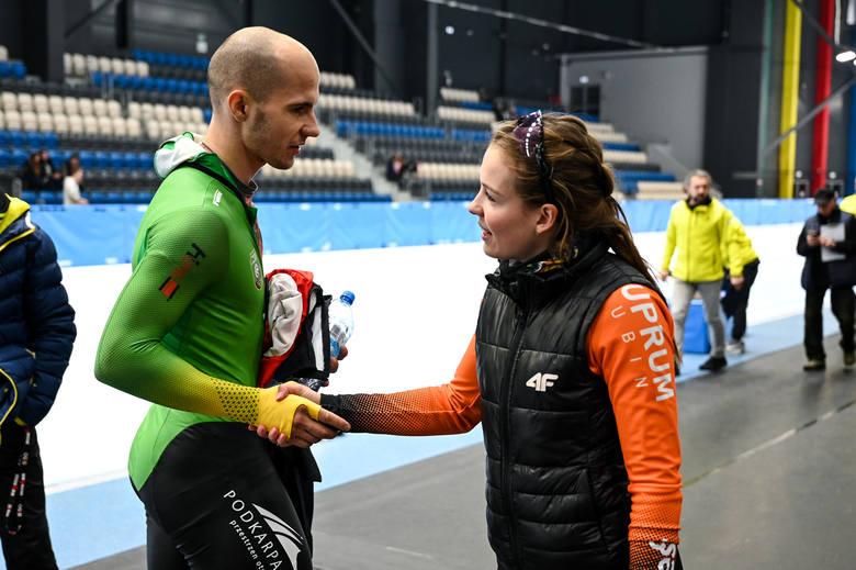 Kaja Ziomek i Piotr Michalski w piątek wygrali rywalizację na dystansie 500 metrów