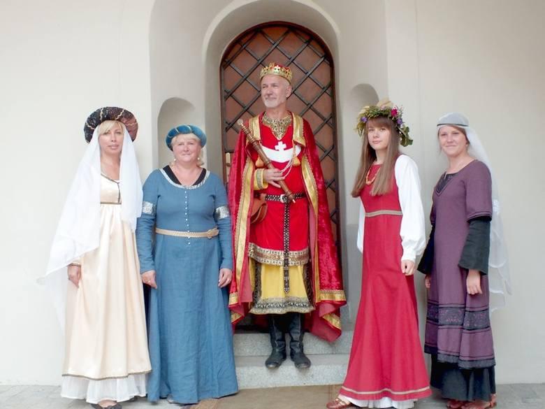 jarmark średniowieczny, turniej rycerski, zamek piastowskim krosno odrzańskie