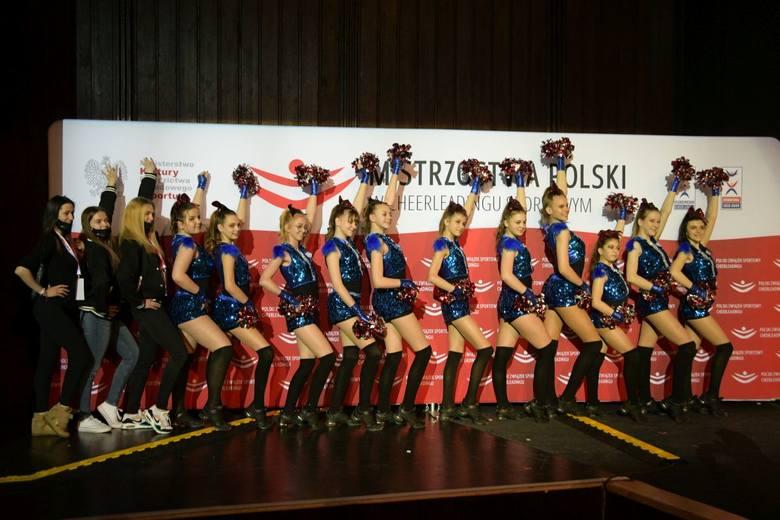 Od czwartku, 6 maja, trwają 4. Mistrzostwa Polski w Cheerleadingu Sportowym - Kielce 2021. Zawody organizuje Polskie Stowarzyszenie Cheerleaders i Polski