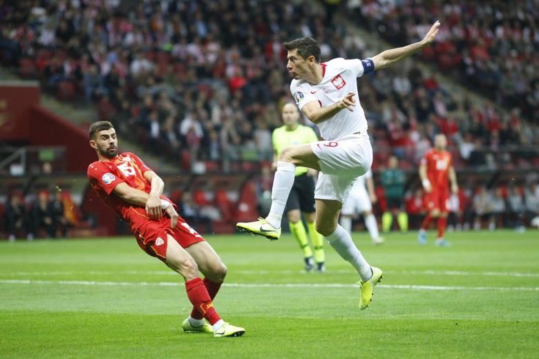 Reprezentacja Polski pokonała Macedonię Północną 2:0 w niedzielnym meczu eliminacji Euro 2020 i zapewniła sobie awans na przyszłoroczny turniej. W grze