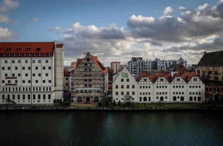Ranking 30. najbardziej dochodowych dzielnic polskich miast (Miejsce w rankingu, Miasto, Dzielnica, dochód z wynajmu przez 12 miesięcy w roku)1 Gdańsk