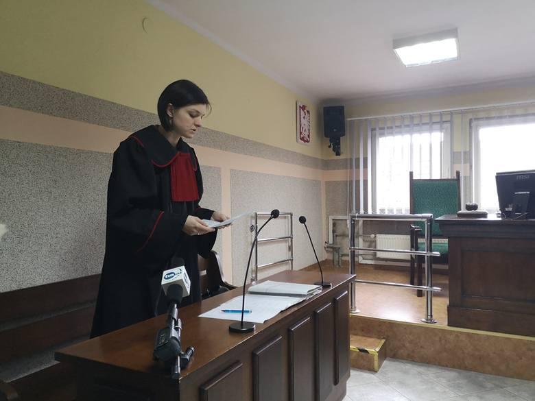 Proces dotyczy zdarzenia z 2 kwietnia 2018 r. przy ulicy 7 Kamienic w Częstochowie