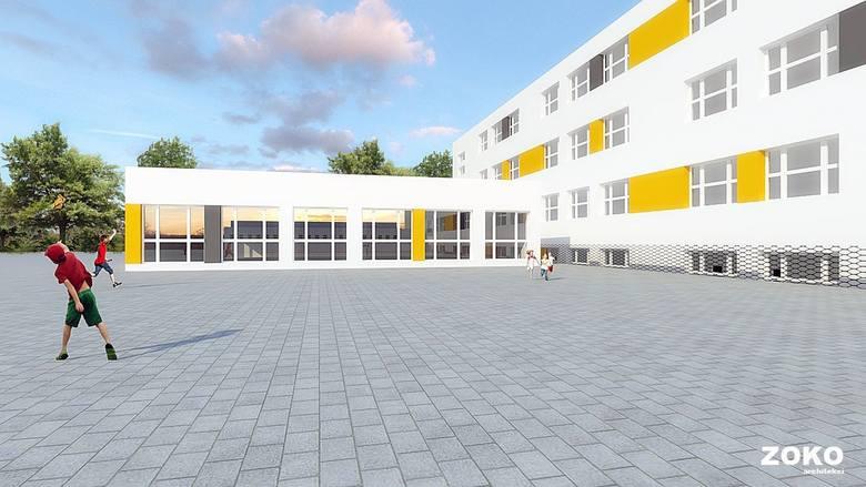 Koszt rozbudowy szkoły wyniesie około 600 tysięcy złotych.