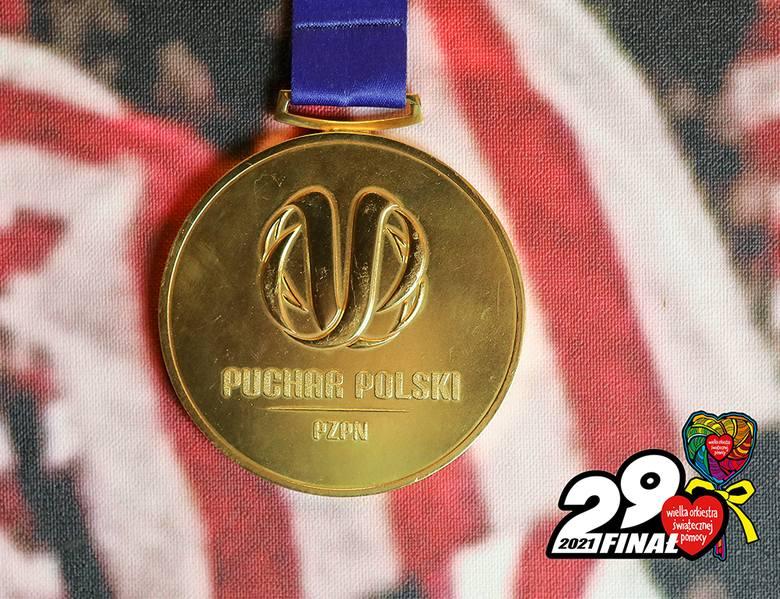 Pamiątkowy medal za Puchar Polski
