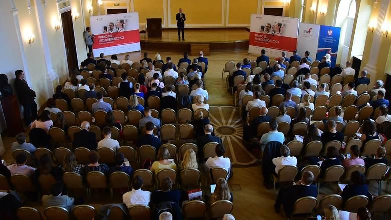 W poniedziałek w Warszawskim Domu Technika NOT odbyła się kolejna konferencja z cyklu Prawo do Przedsiębiorczości- małe firmy, wielkie zmiany.