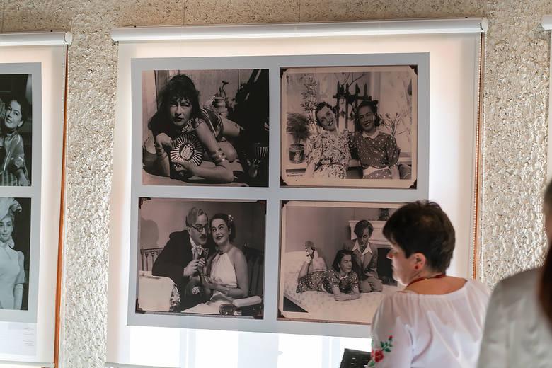 W Pijalni unikatowe fotografie Szaflarskiej