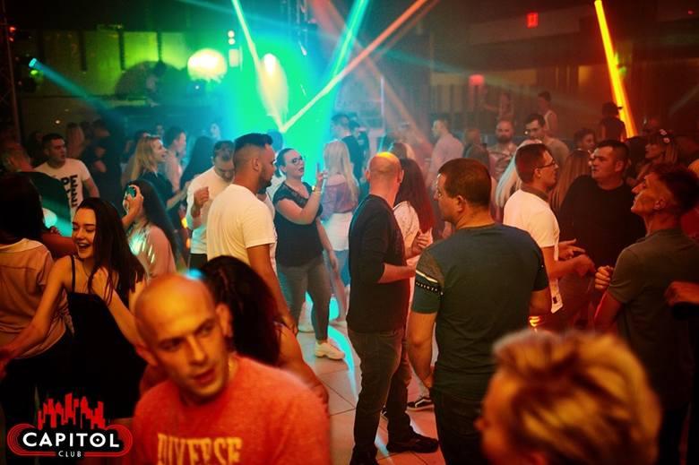 Capitol Sypniewo. Single Party w klubie Capitol. 13.07.2019. A już wkrótce zespół Daj To Głośniej [ZDJĘCIA]