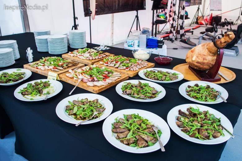 Catering, organizacja imprez, szkoleń i konferencji