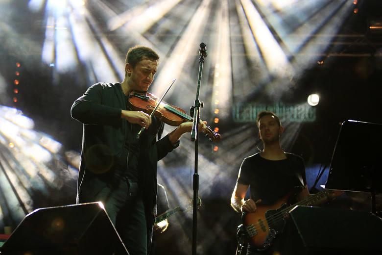 Koncert zespołu Zakopower.<br />