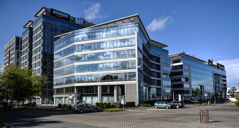 15.05.2016 gdansk<br /> kompleks biurowy olivia business centre w gdansku oliwie<br /> fot. przemyslaw swiderski / polska press / dziennik baltycki