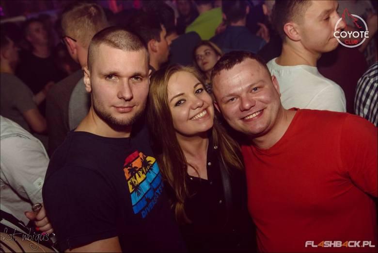 Zdjęcia z Coyote Club Szczecin