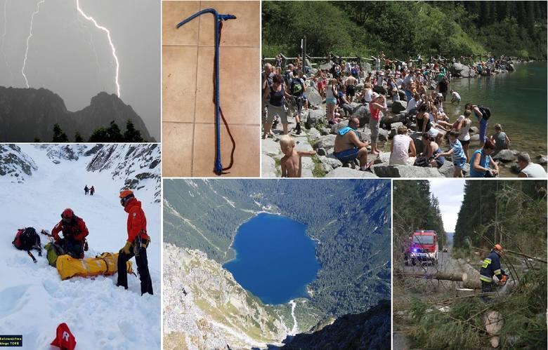 """Tatrzańskie rekordy, czyli wszystko, co w górach jest """"NAJ"""" - smutne i wesołe [GALERIA]"""