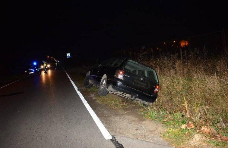Tragiczny wypadek pod Krosnem. Pijany kierowca wjechał w pieszego. - Myślałem, że to sarna - tłumaczył sprawca tragedii