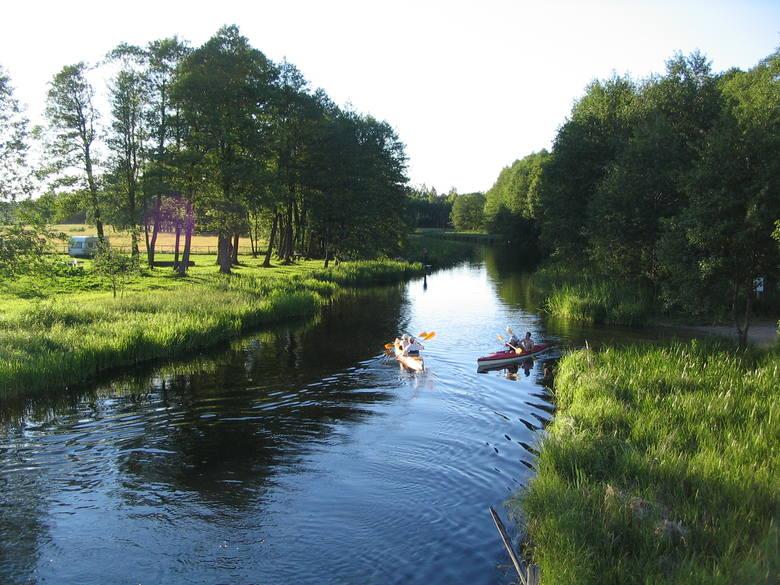 5. KrutyniaJeden z najpiękniejszych szlaków kajakowych w Polsce. Przebiega przez Puszczę Piską i Mazurski Park Krajobrazowy. Długość szlaku wynosi 91