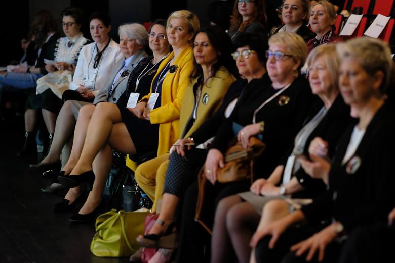 Krystyna Łybacka jest jedną z prelegentek Wielkopolskiego Kongresu Kobiet, który 7 kwietnia 2018 odbywa się w Poznaniu