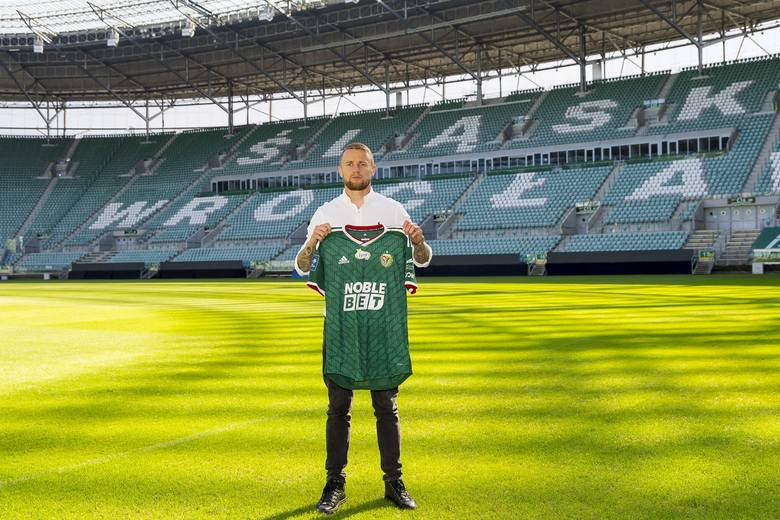 Michał Szrmonik trafił do Śląska Wrocław