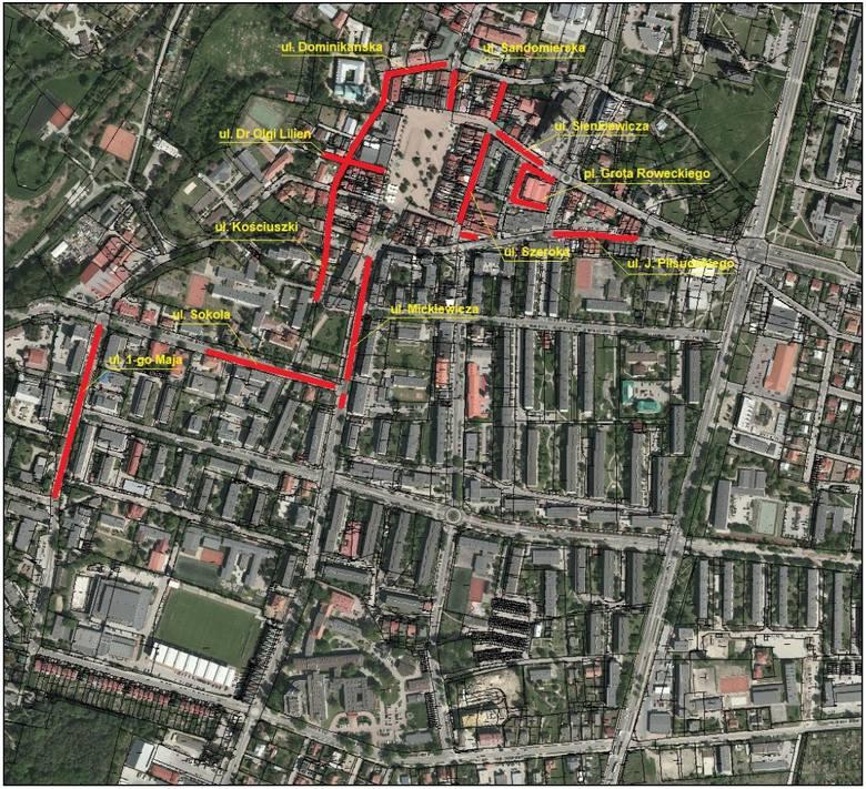 Strefa płatnego parkowania w Tarnobrzegu: Od 3 do 7 lutego miasto czeka na opinie. Zobacz wykaz ulic i parkingów w strefie oraz cennik