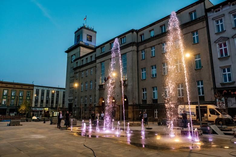 Czy fontanny i obiekty wodne w naszych miastach zostaną uruchomione?Zobacz kolejne zdjęcia. Przesuwaj zdjęcia w prawo - naciśnij strzałkę lub przycisk