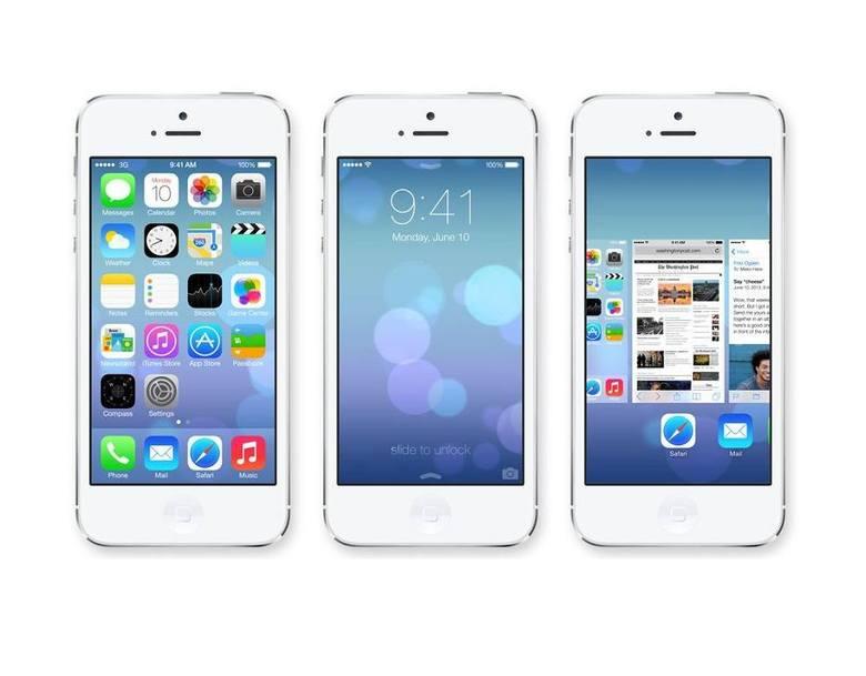 Apple iOS 7Apple iOS 7: Co nowego?