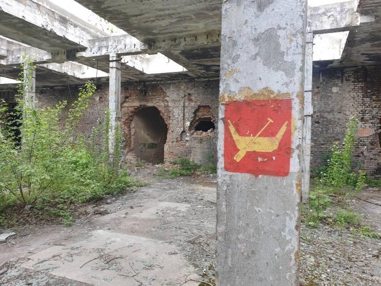 Ruiny tkalni papieskiej w Łodzi. Zobacz, jak wygląda dziś miejsce gdzie Jan Paweł II spotkał się z włókniarkami Uniontexu. ZDJĘCIA