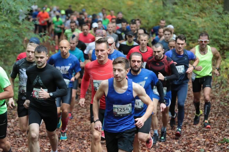 Siódmy sezon biegów przełajowych w Puszczy Bukowej - City Trail z Nationale-Nederlanden - zaczął się w niedzielę. Na dystansie 5 kilometrów wystartowało