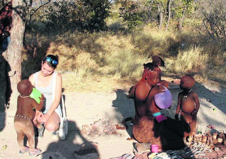 18-letnia Eliza Kilianek-Samsel będzie wolontariuszką w Tanzanii