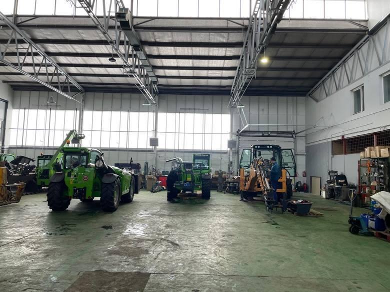 Firma Toolmex Truck główną siedzibę ma w Szydłowcu.