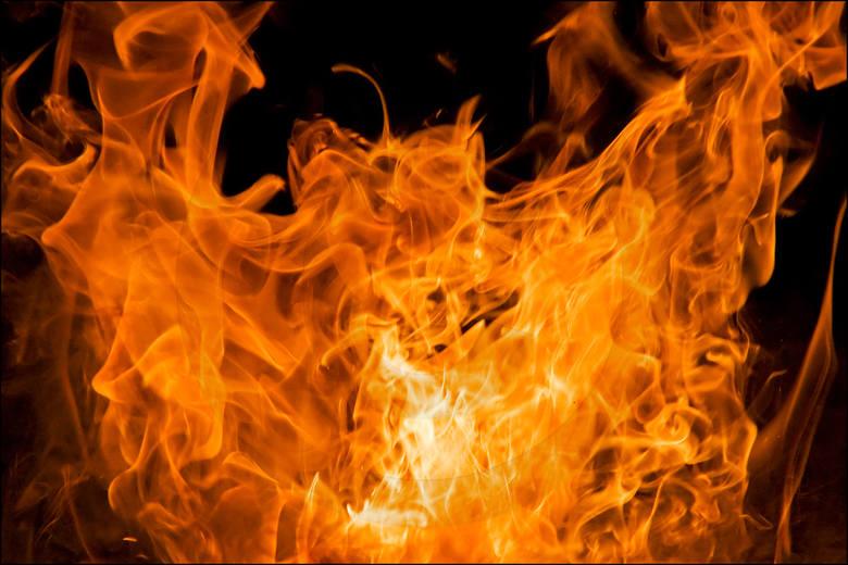 Pożar w Kępicach. Jedna osoba nie żyje