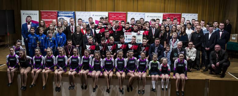 Nagrodziliśmy najlepszych Sportowców Małopolski!