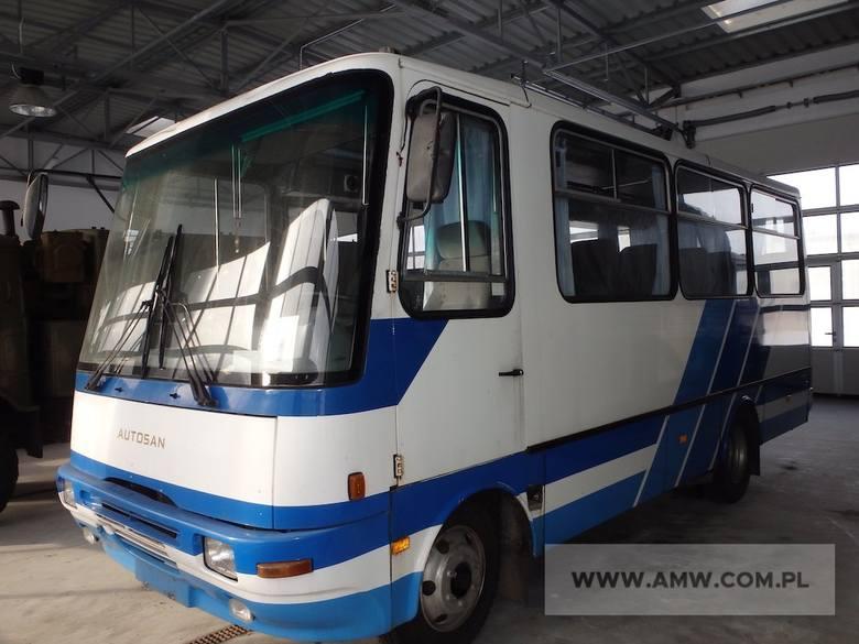 Autobus pasażerski Autosan, rok produkcji 2000 Cena: 7 tys. złTu pełna oferta: zobacz szczegóły