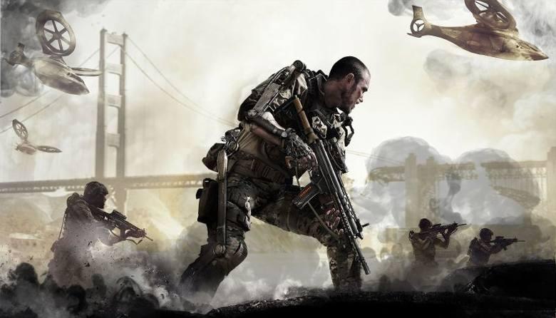Nowe Call of Duty poleci w kosmos?