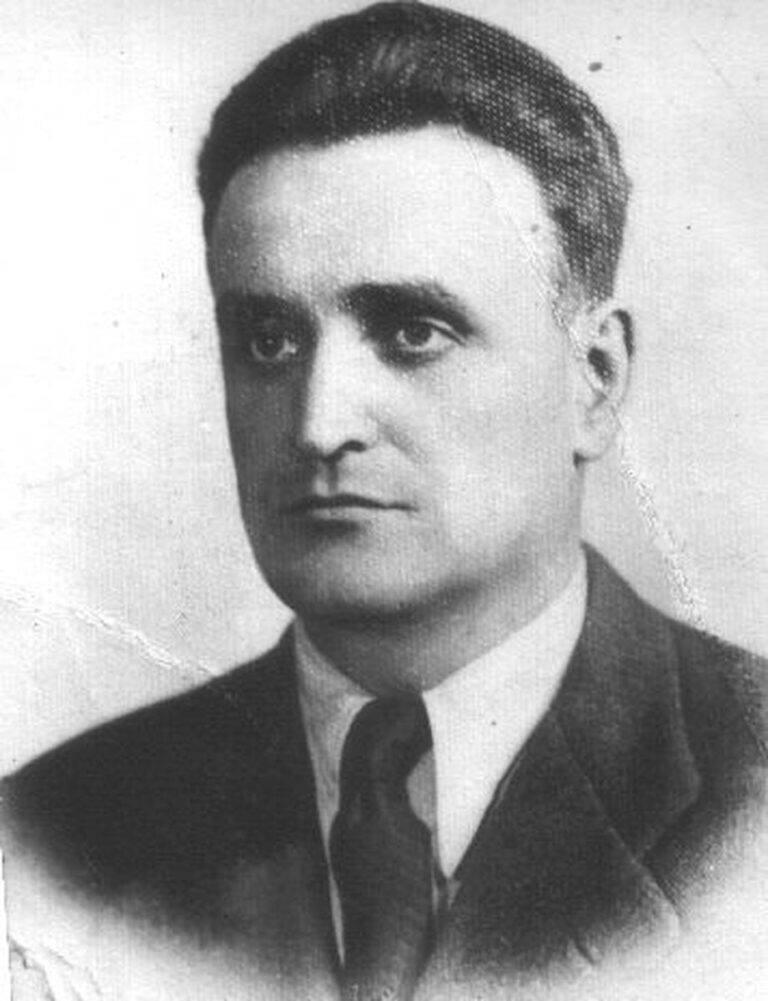 """Kpt. Wojciech Stypuła ps.""""Bartek"""" (1904-1944)"""