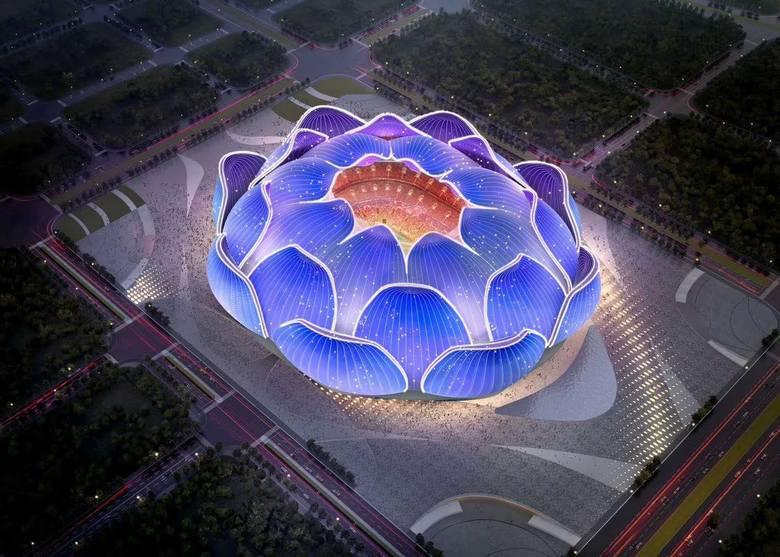 Chińczycy nie rezygnują z inwestowania w futbol. Klub Guangzhou Evergrande dorobi się stadionu na 100 tys. widzów. Będzie to jeden z największych obiektów