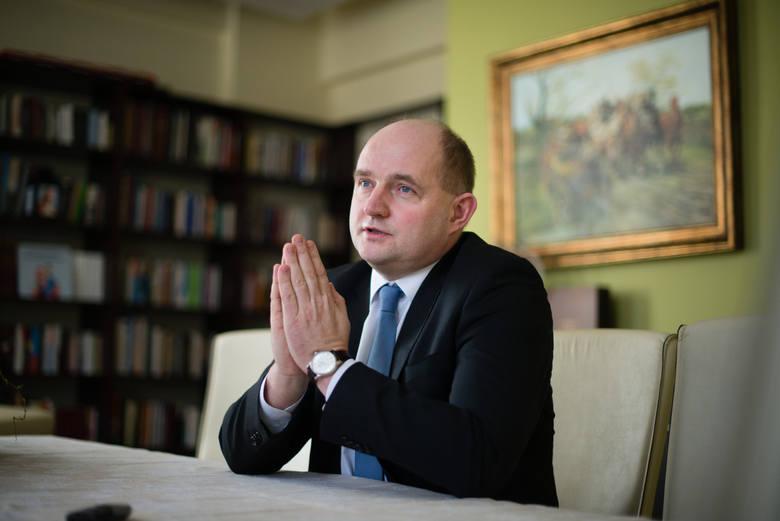 Marszałek Piotr Całbecki: - To już nie są czasy, gdy wielkimi inwestycjami rozwiązuje się problemy społeczne i gospodarcze. To mali i średni przedsiębiorcy